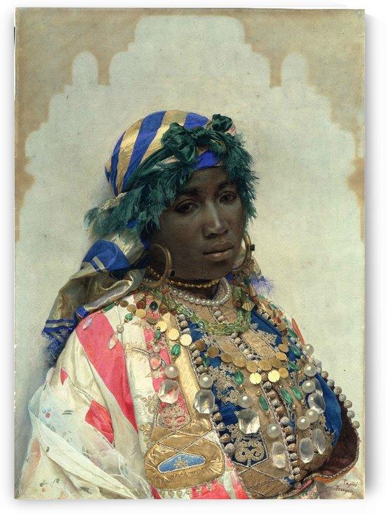Queen of Tangier by Josep Tapiro Baro