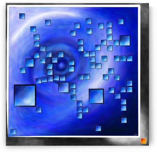 Nepheros V1 - planet square by Cersatti Art