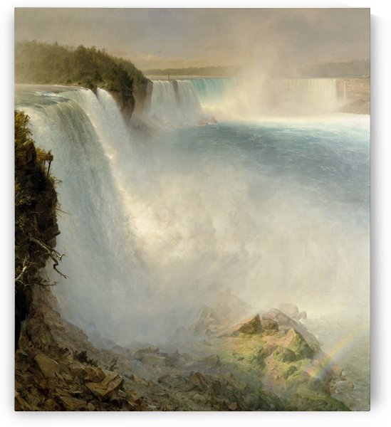 Niagara Falls by Frederic Edwin Church
