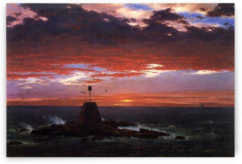 Mount Desert Island by Frederic Edwin Church