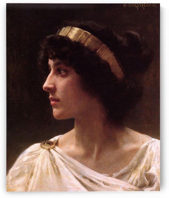 Irene 1897 by William-Adolphe Bouguereau