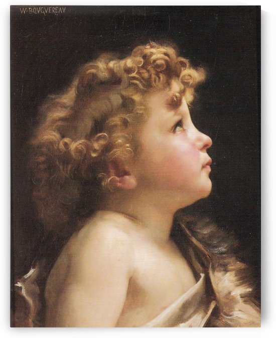 Young John by William-Adolphe Bouguereau