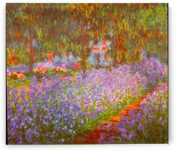 Monets Garden by Monet by Monet