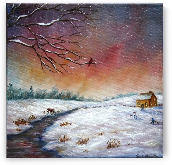 Coming Home by Carrie Paquette