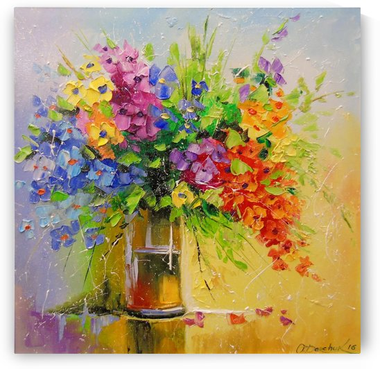 Wildflowers by Olha Darchuk