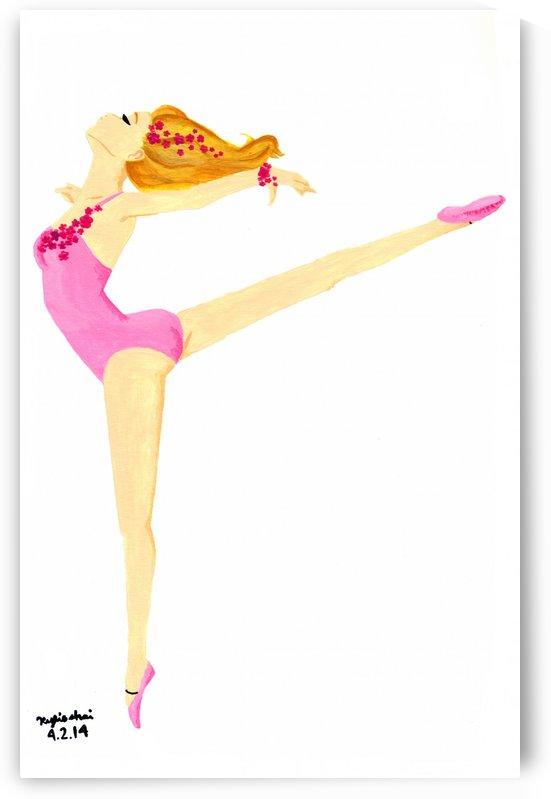 Ballarina by Kylie Shai