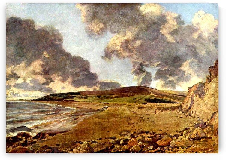 Weymouth Bay, 1816 by John Constable