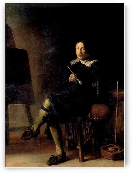 Autoportrait by John Constable