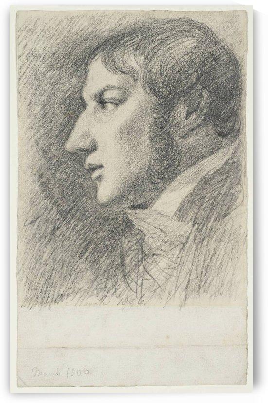 Self-Portrait 1806 by John Constable