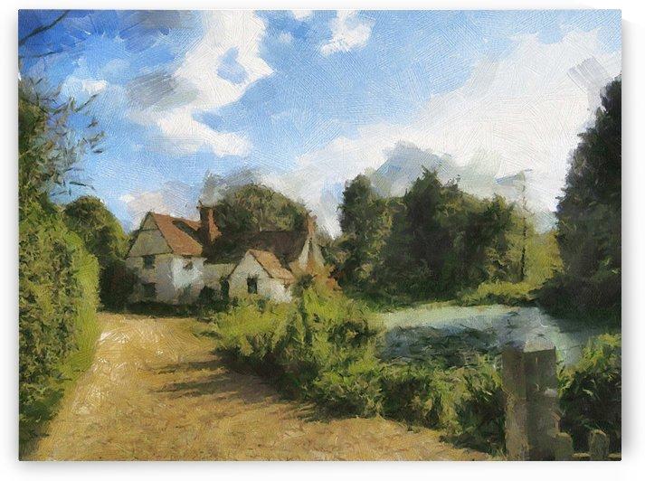 Suffolk Landscape by John Constable