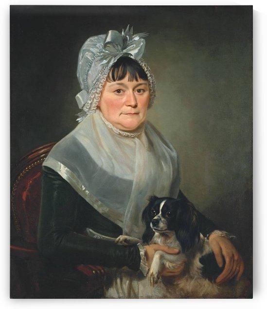 Ann Constable by John Constable