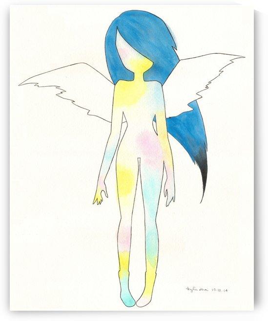 Angel in Disguse by Kylie Shai