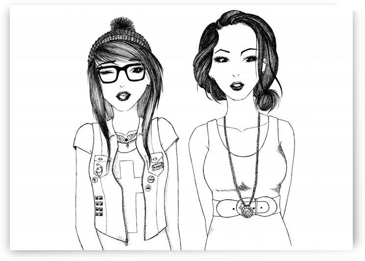 Kaiya & Ky by Kylie Shai