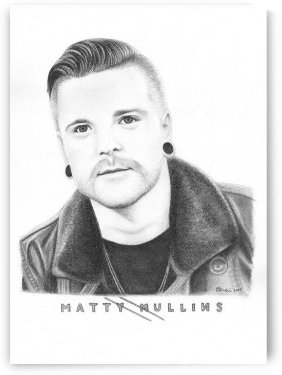 Matty Mullins by Kylie Shai