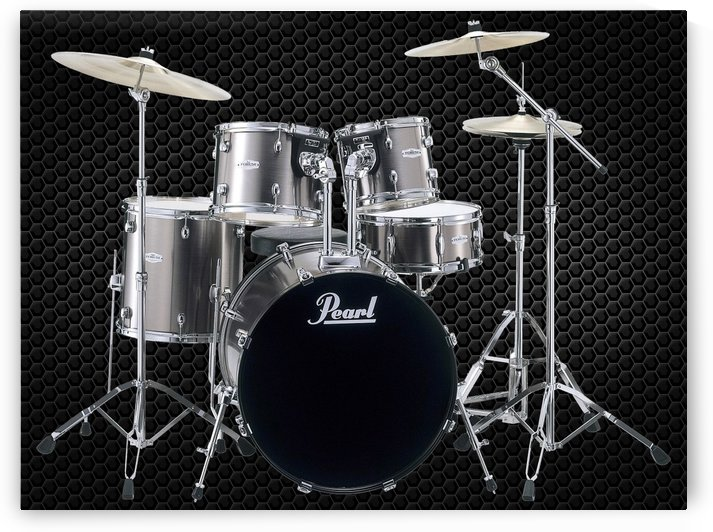 Pearl Drums by shavit mason