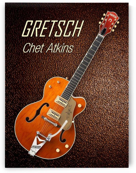 Gretsch  Chet Atkins by shavit mason