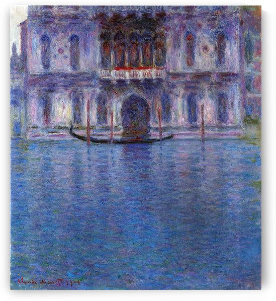 Palazzo #1 by Monet by Monet