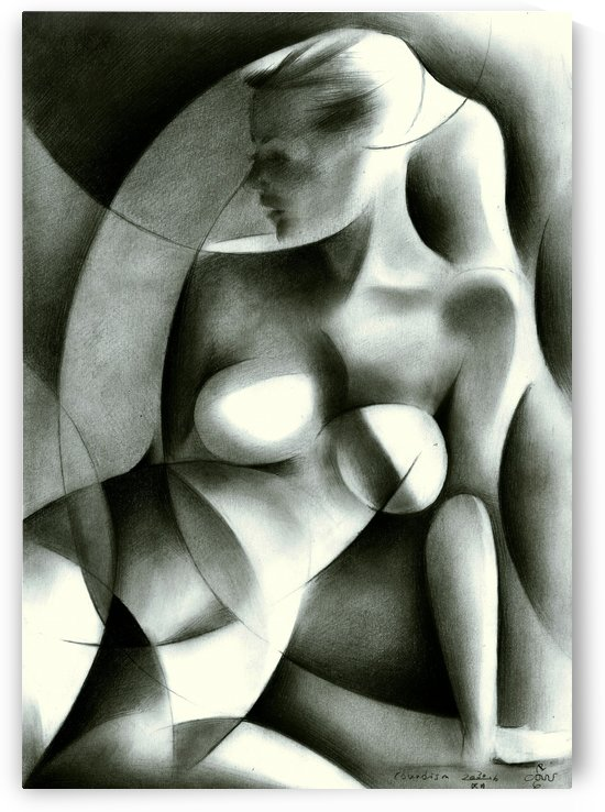 Roundism - 30-12-16 (tribute to Anita Ekberg) by Corné Akkers