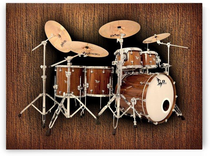 Hendrix  Drums by shavit mason