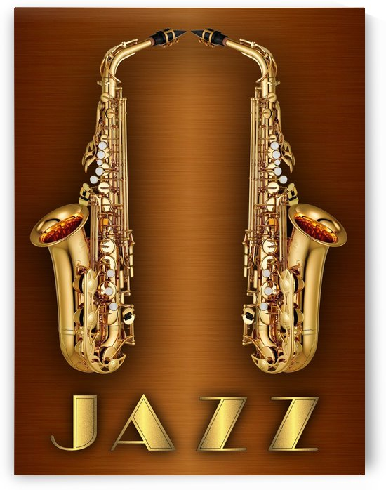 Gold jazz  by shavit mason