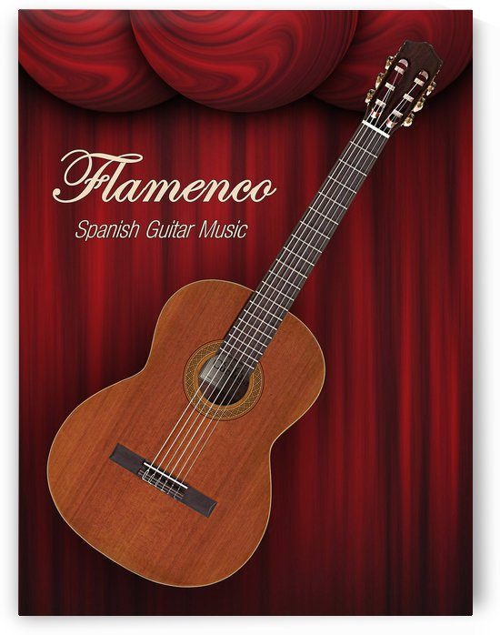 Flamenco Spanish Guitar Music by shavit mason