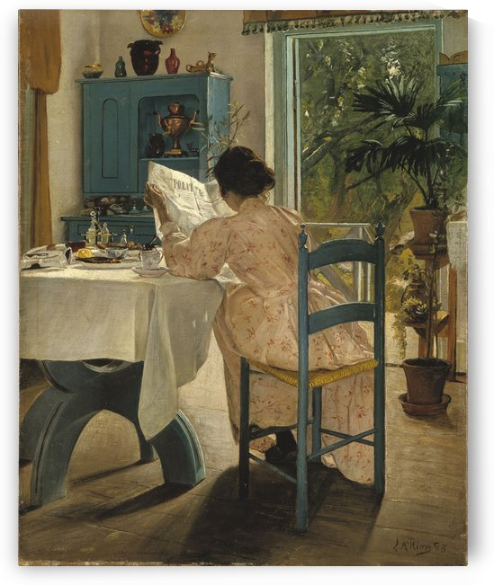 Style and motifs by Laurits Andersen Ring