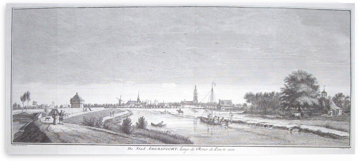 Stad Amersfoort by Jan de Beijer