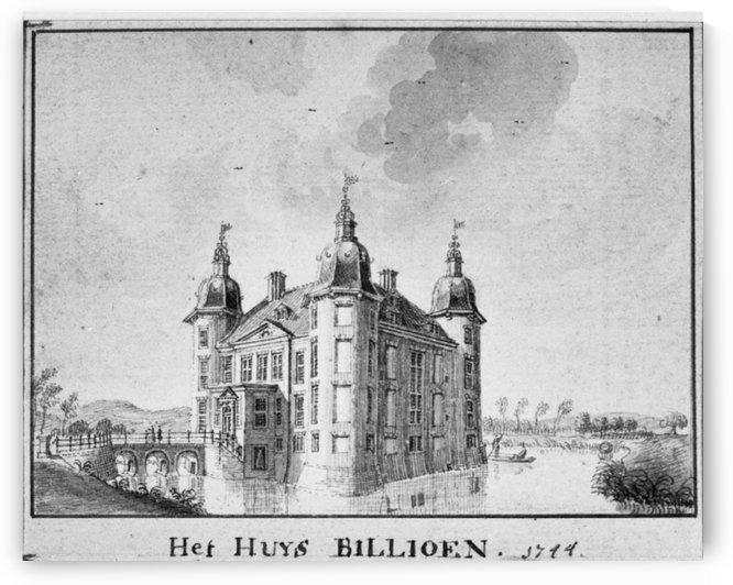 Het Huys Billioen by Jan de Beijer