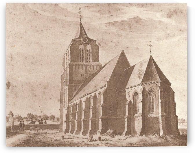 Kerk volgens by Jan de Beijer