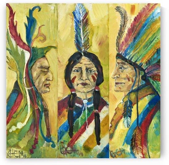 tribe by Snezhanka Marinova