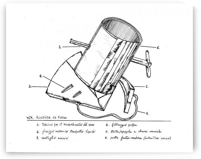 pocket pulpsnatch656 by Giuliano Sacchero