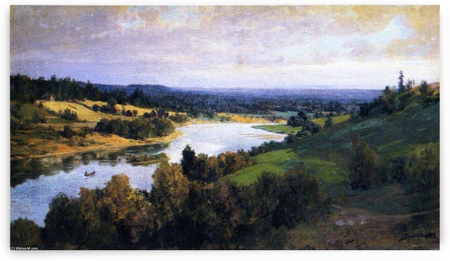 The Oyat by Vasily Dmitrievich Polenov