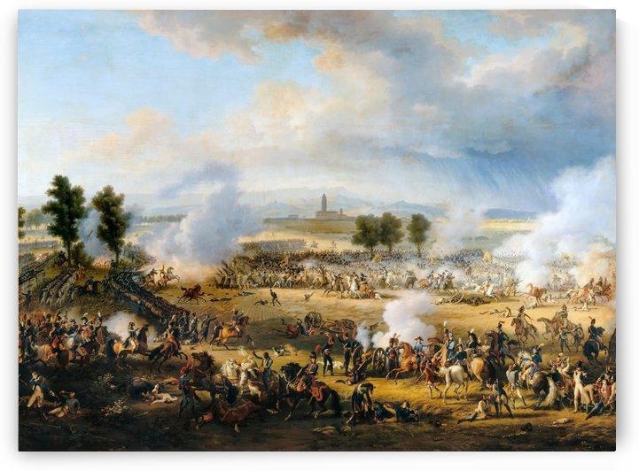 Bataille de Marengo by Louis Francois Lejeune