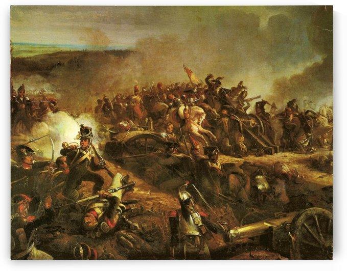 Les guerres du Napoleon by Louis Francois Lejeune
