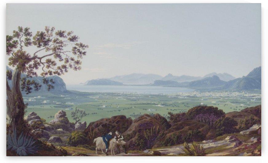Palermo 1793 by Francesco Zerillo