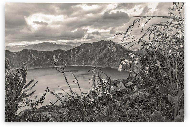 Quilotoa Lake Latacunga Ecuador by Daniel Ferreia Leites Ciccarino
