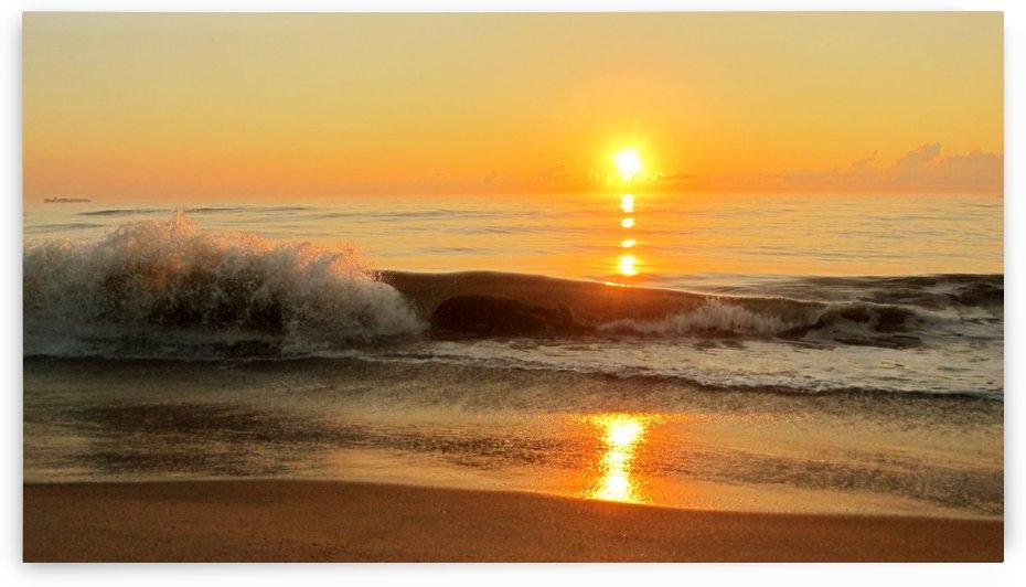 Ocean Rising by Sher Daw