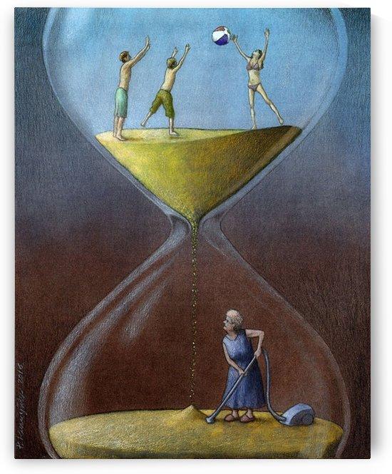 time by Pawel Kuczynski