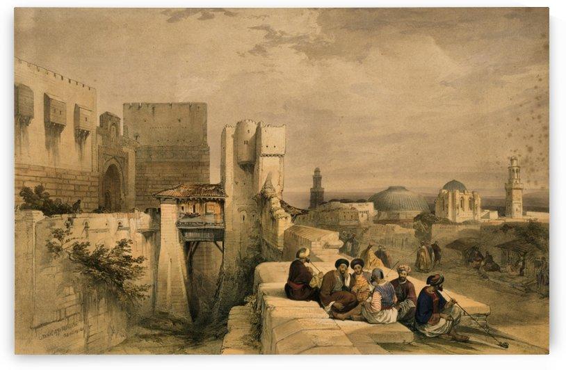 The City of Jerusalem by David Roberts