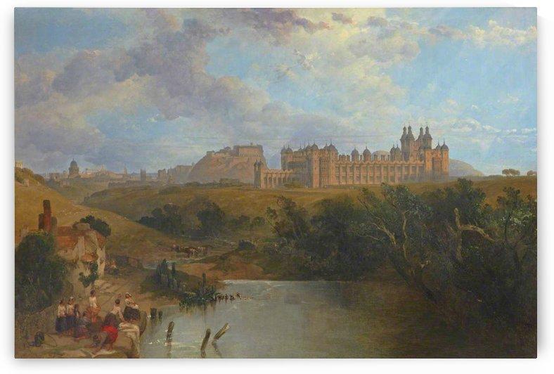 City of Edinburgh Council by David Roberts