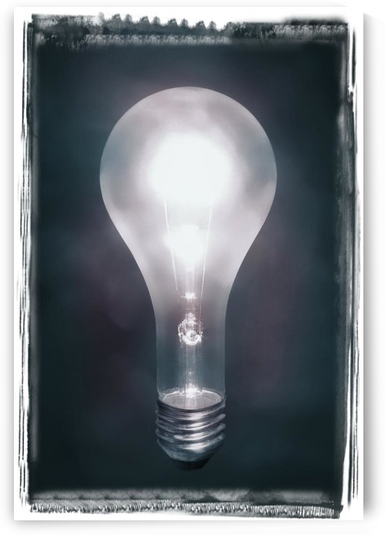 Light Bulb by PacificStock