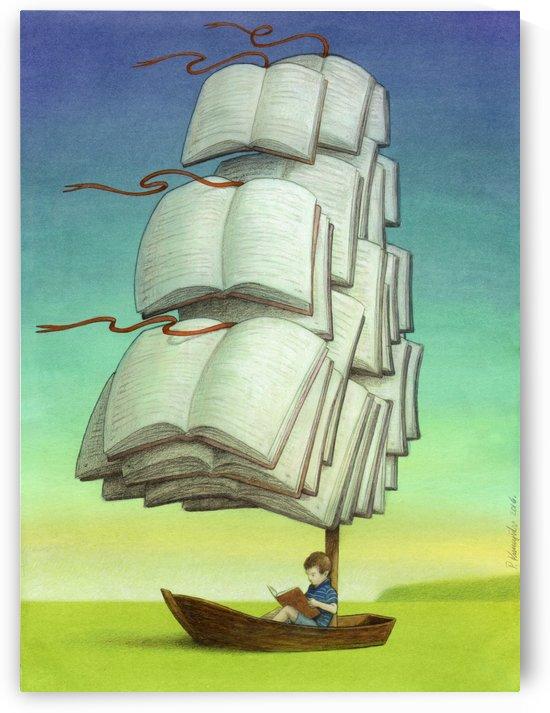 journey by Pawel Kuczynski