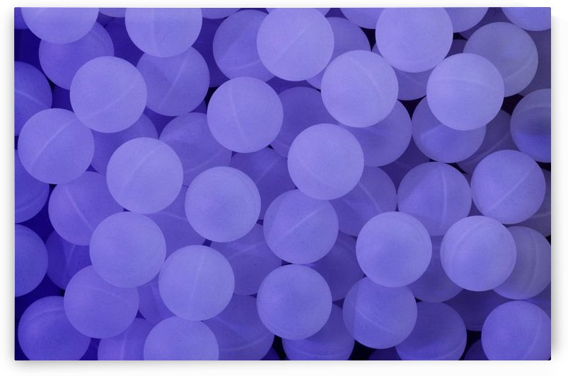 Lilac Spheres by PacificStock