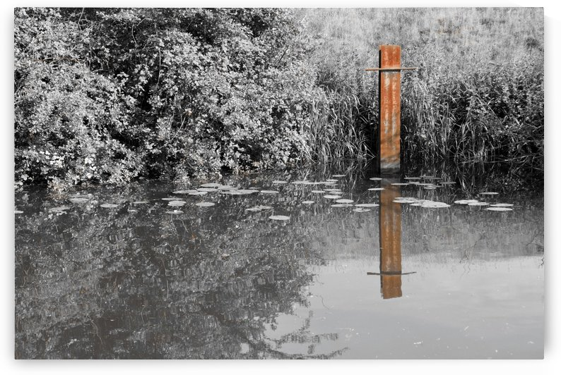 Calmly rusting by Andy Jamieson