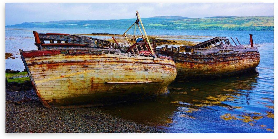 Three wrecks by Andy Jamieson