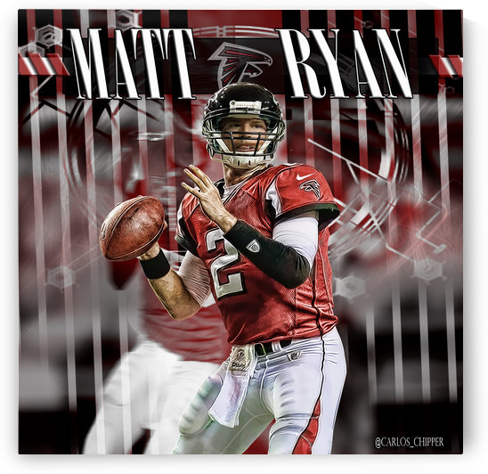 Matt Ryan Design by Carlos_Chipper