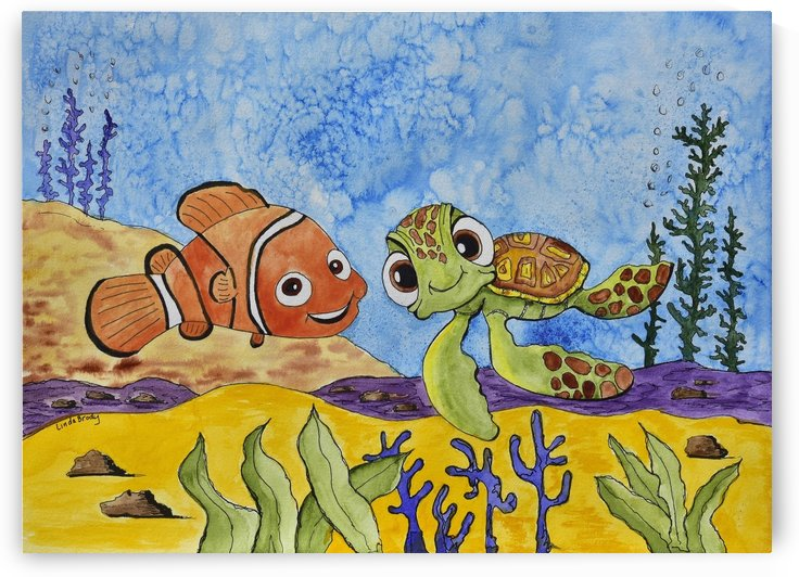 Nemo and Squirt by Linda Brody
