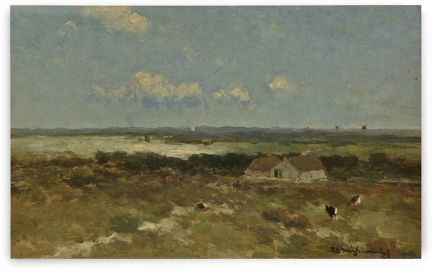 Duinlandschap by Jan Hendrik Weissenbruch