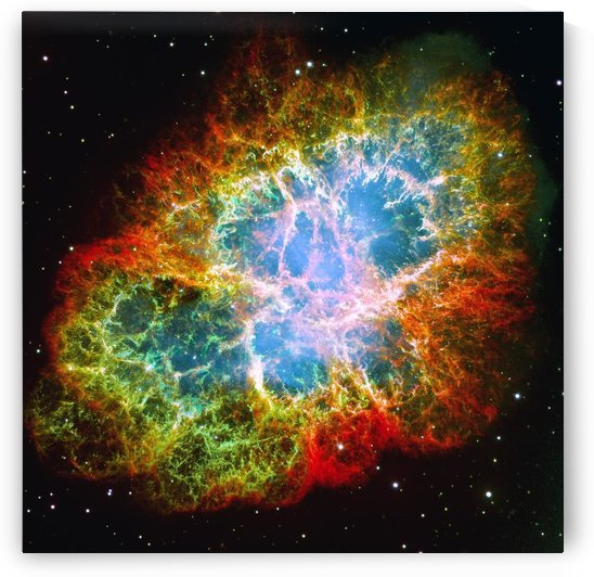 Crab Nebula by PacificStock
