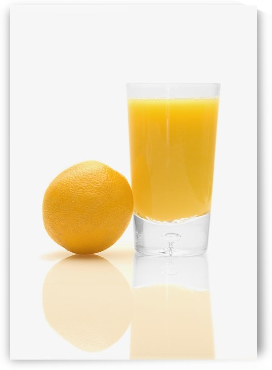 Orange Juice by PacificStock